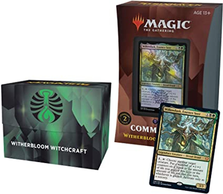 Commander 2021 Witherbloom Witchcraft