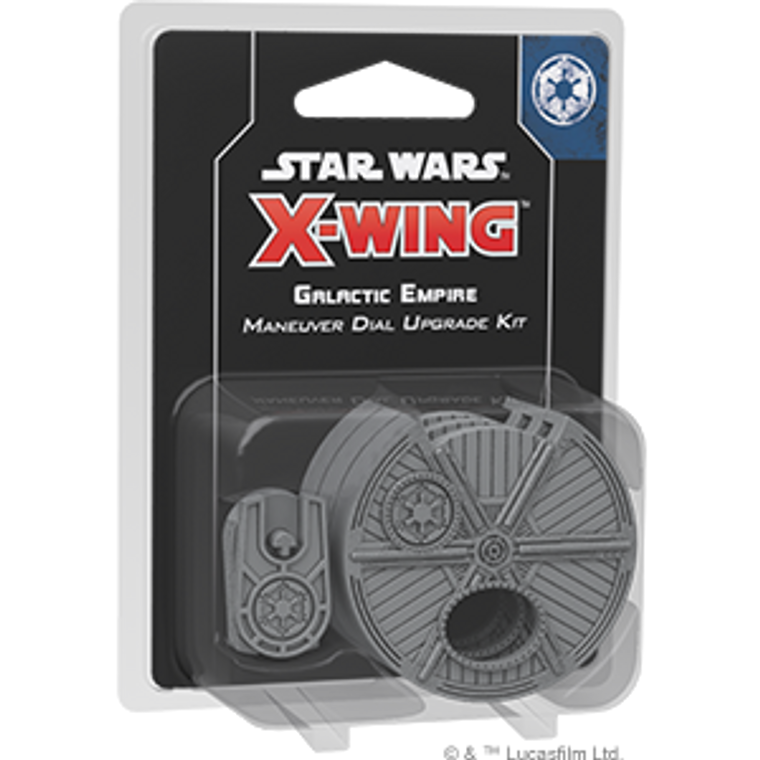 SWX 2E Empire Maneuver Dial Upgrade Kit