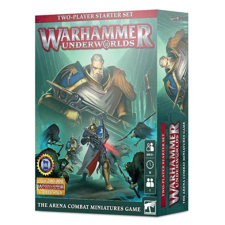 Warhammer Underworlds Two Player Starter Set