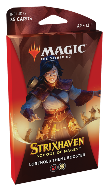 Strixhaven Theme Booster Pack Lorehold (White/Red)