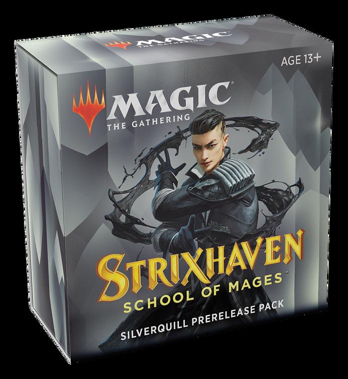 Strixhaven Prerelease Kit Silverquill