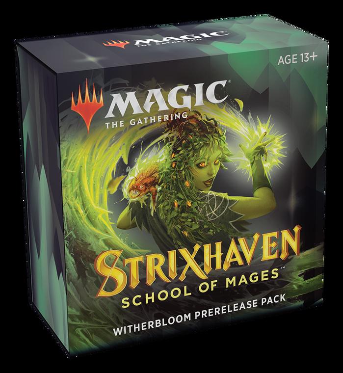 Strixhaven Prerelease Kit Witherbloom