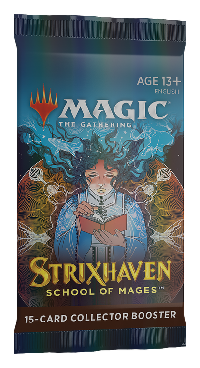 Strixhaven Collector's Booster Pack