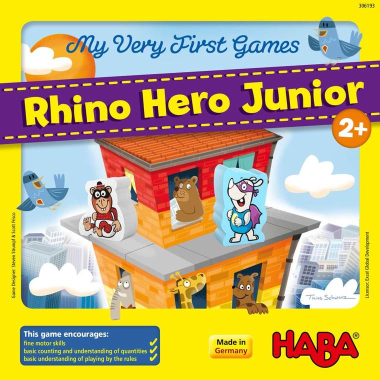 My Very First Games Rhino Hero Junior