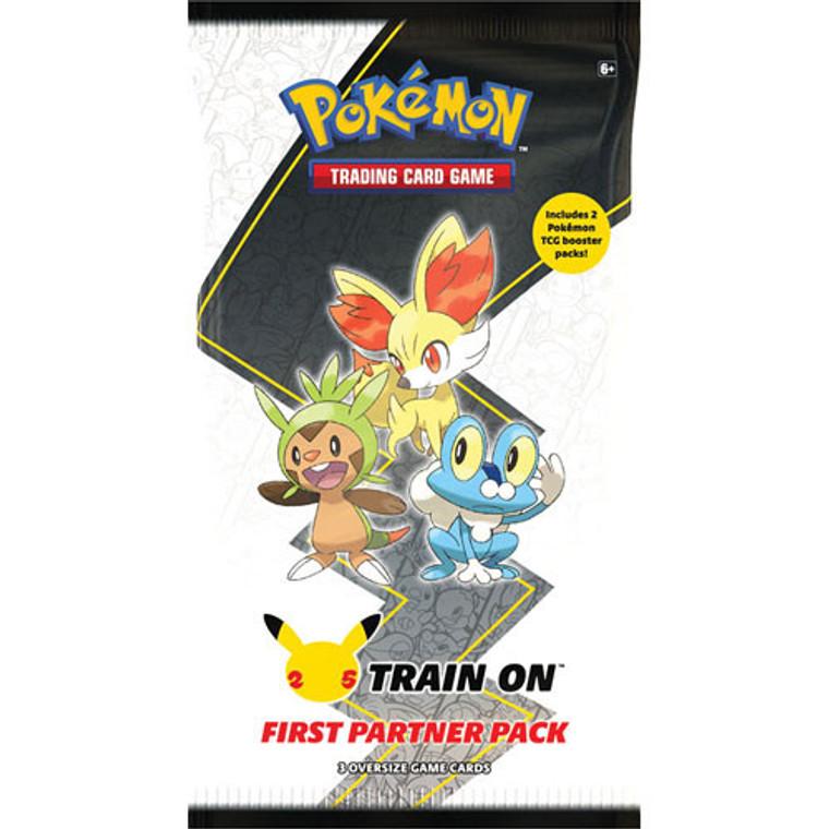 Pokemon First Partner Kalos Pack