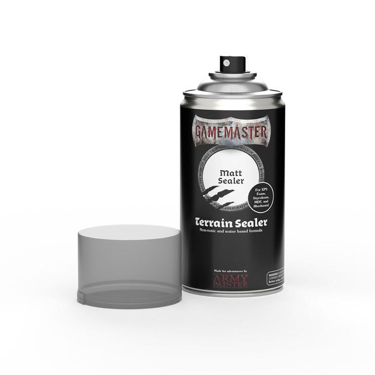 Army Painter Game Master Spray Primer Matt Sealer
