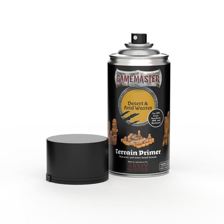 Army Painter Game Master Spray Primer Desert and Arid Wastes