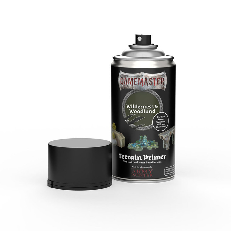 Army Painter Game Master Spray Primer Wilderness and Woodland