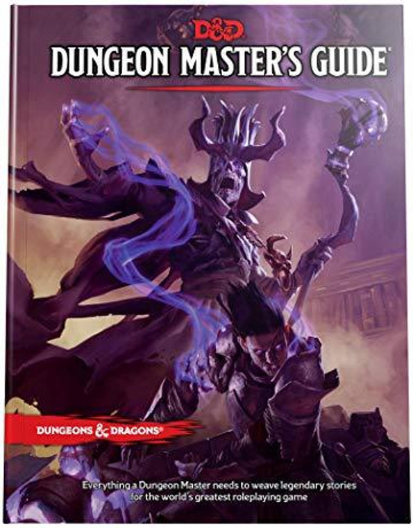 D&D 5E Dungeon Masters Guide Special Foil Ed with Screen