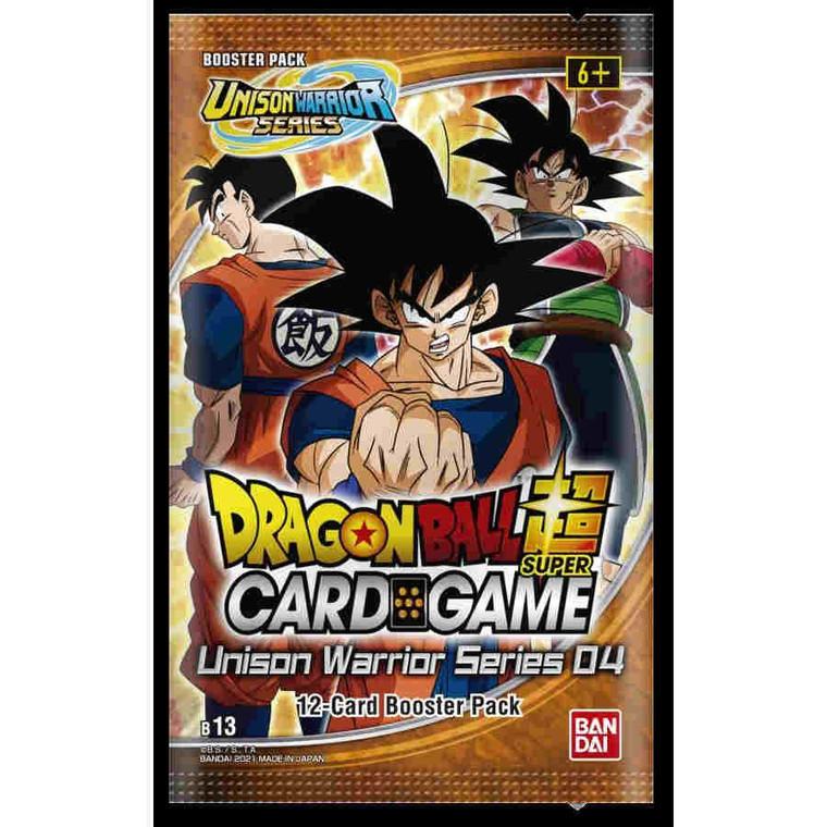 Dragon Ball Super Supreme Rivalry Booster Pack