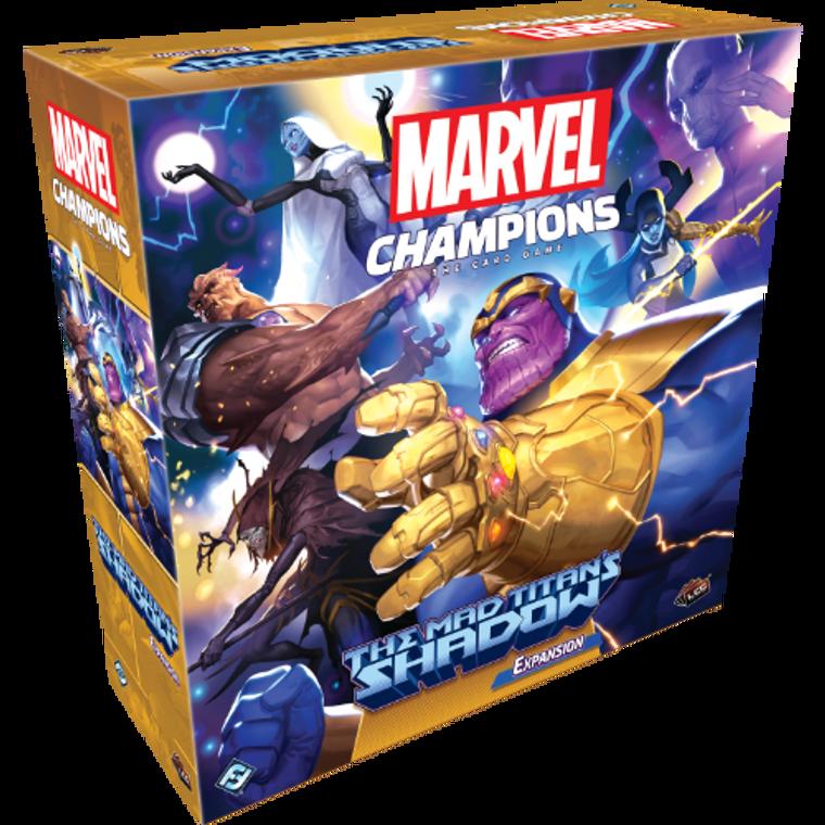 *Pre-Order* Marvel Champions LCG: The Mad Titan's Shadow