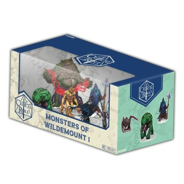 Critical Role Monsters of Wildemount Set 1