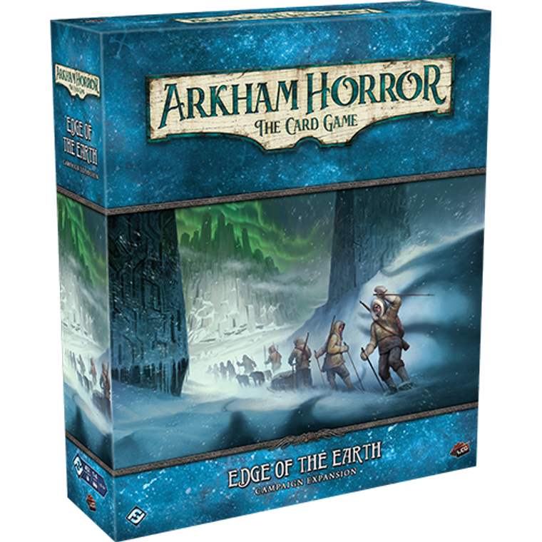 *Pre-Order* Arkham LCG Edge of the Earth Campaign Expansion