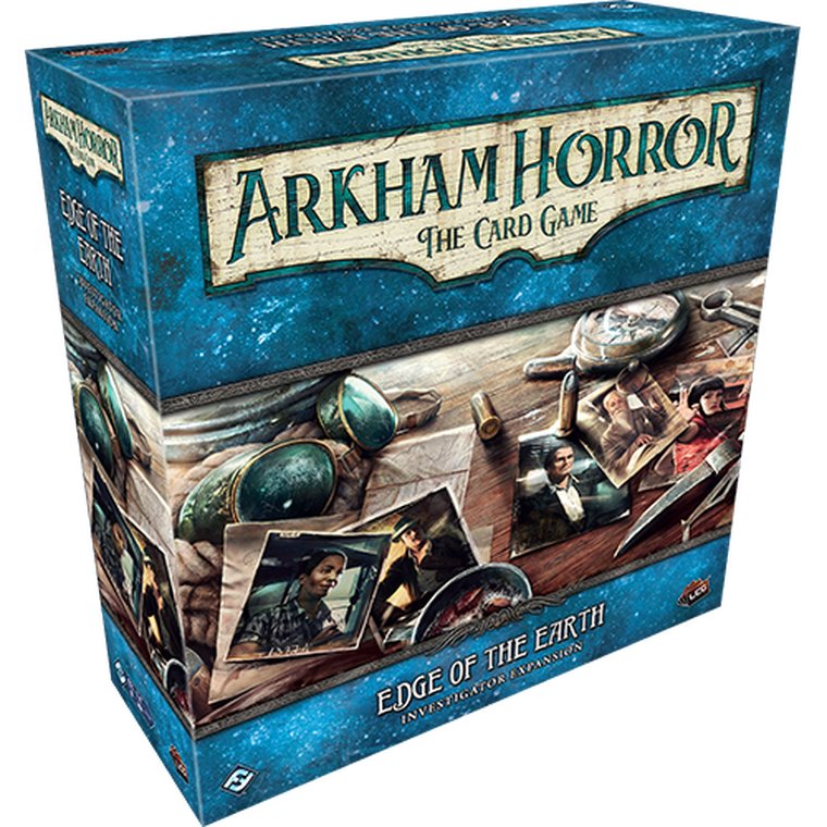 *Pre-Order* Arkham LCG Edge of the Earth Investigator Expansion