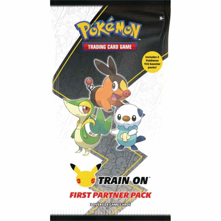 Pokemon First Partner Unova Pack