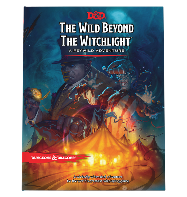 D&D 5E The Wild Beyond the Witchlight