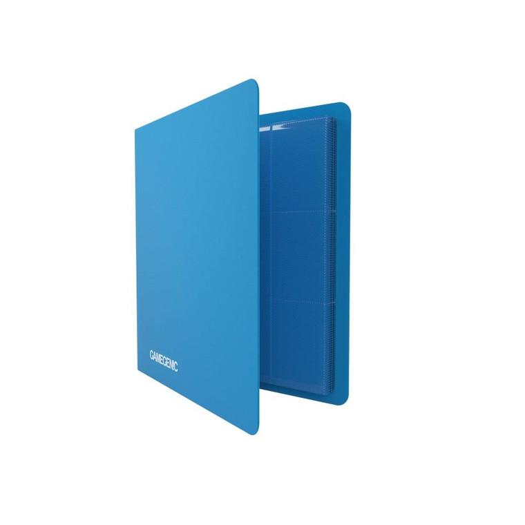 12P 480ct Casual Album Binder Blue