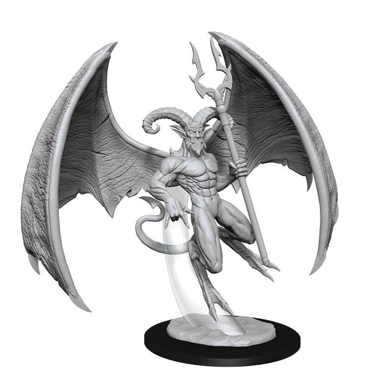 Unpainted NPC Devil, Horned Devil NM 90252
