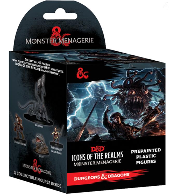 IOTR Monster Menagerie Booster