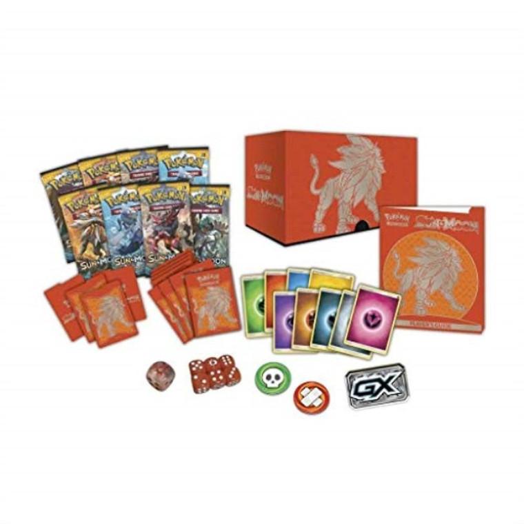 Sun & Moon Elite Trainer Box