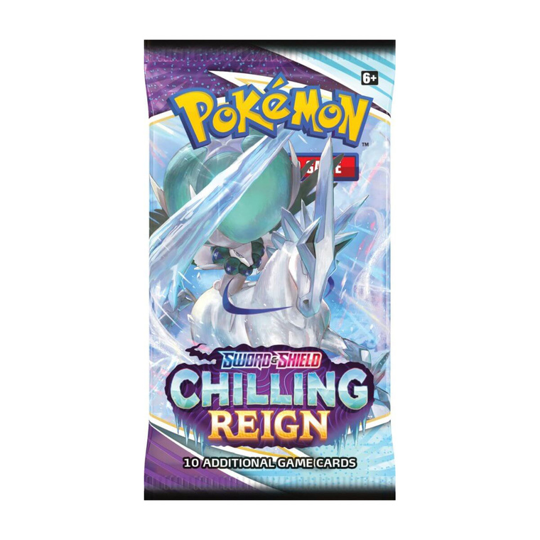 Sword and Shield Chilling Reign Booster Pack