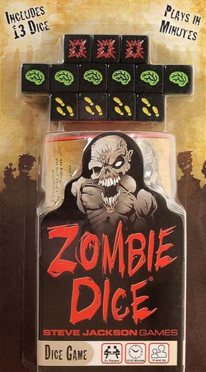 Rental: Zombie Dice
