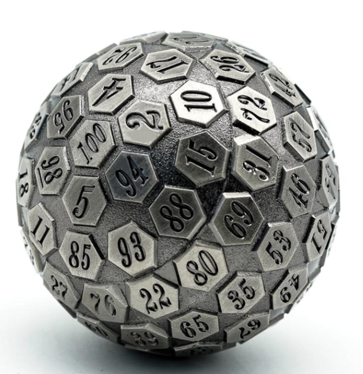 Udixi Metal D100 Silver