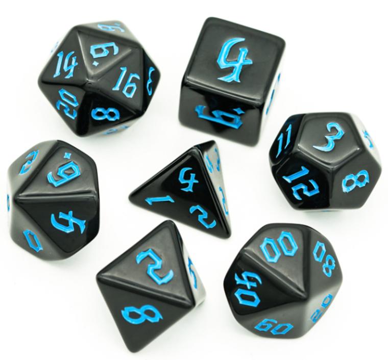Udixi Poly Black w/Blue