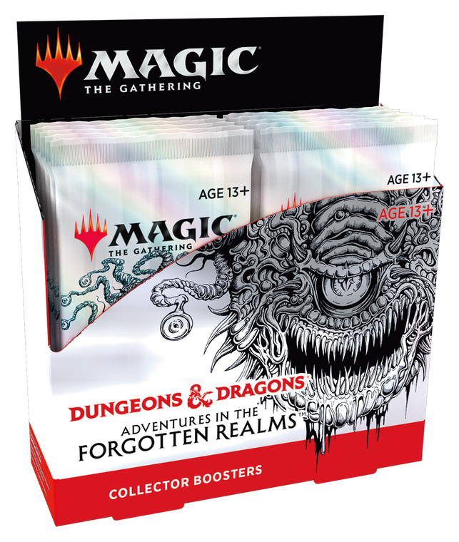 Adventures in the Forgotten Realms Collector's Booster Box