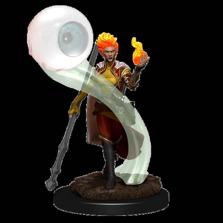 IOTR Premium Fire Genasi Wizard Female