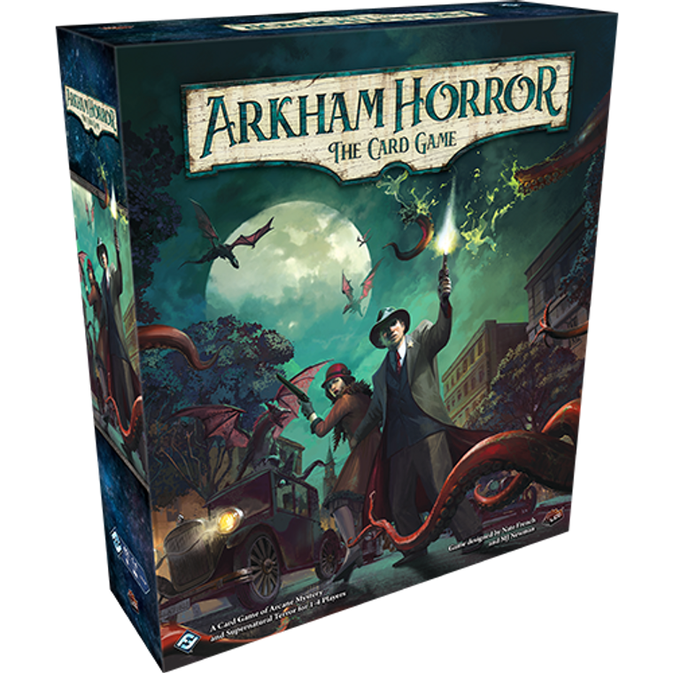 *Pre-Order* Arkham Horror the Card Game Revised Core Set