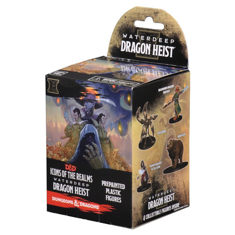 IOTR Waterdeep Dragon Heist Booster