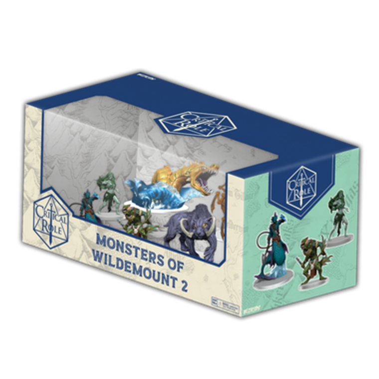 Critical Role Monsters of Wildemount Set 2