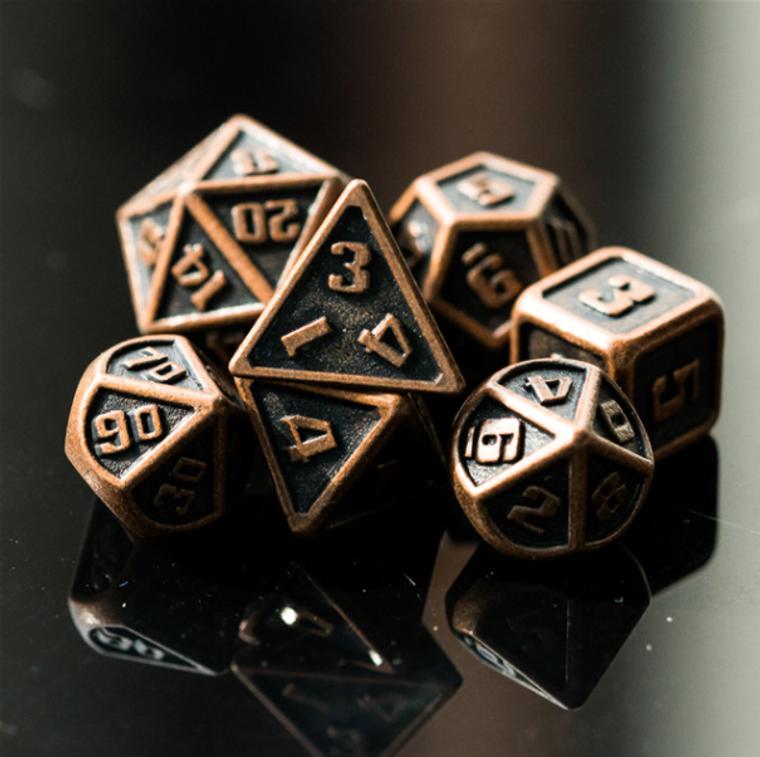 Mini Metal Copper