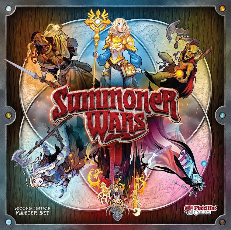 Summoner Wars 2E Master Set