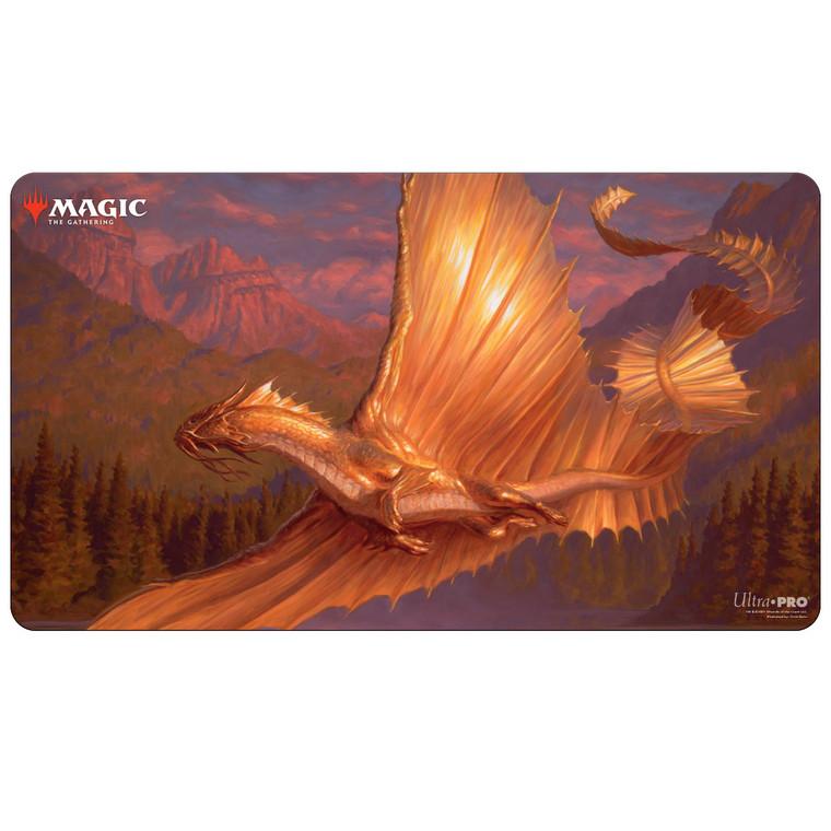 Adult Gold Dragon AFR Playmat V2