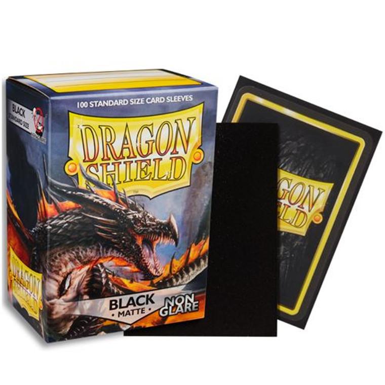 Dragon Shield Non Glare Matte Black