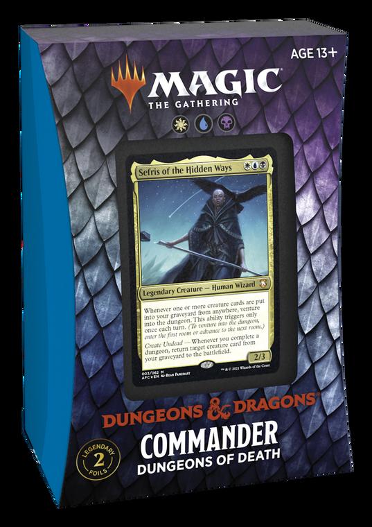 Commander AFR Dungeons of Death