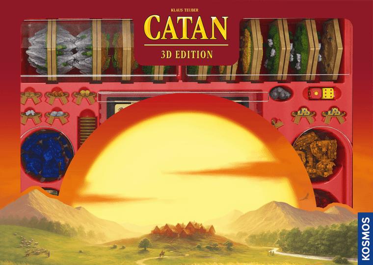 *Pre-Order* Catan 3D
