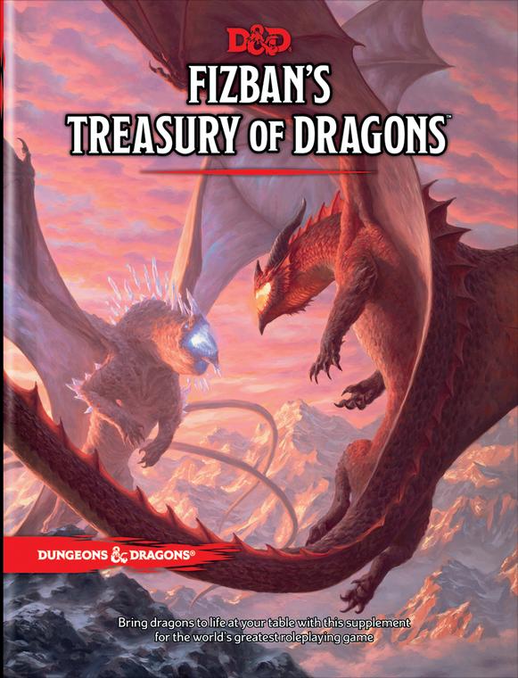 *Pre-Order* D&D 5E Treasury of Dragons