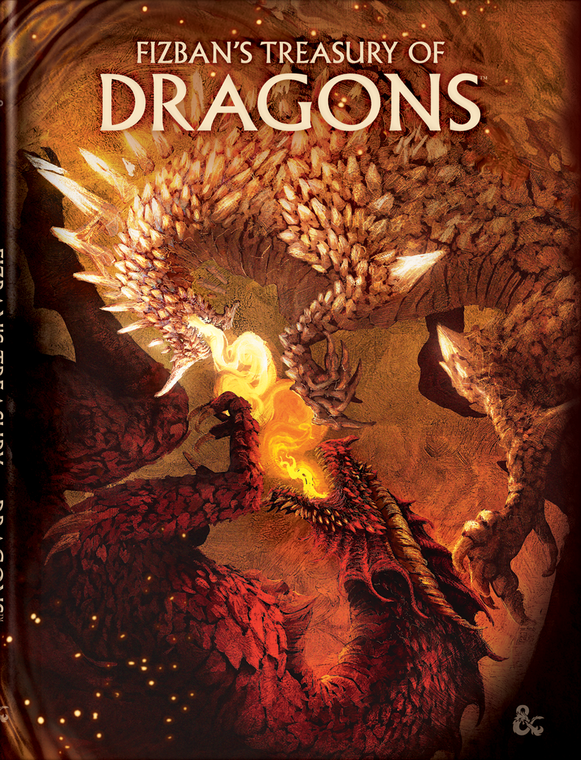 *Pre-Order* D&D 5E Treasury of Dragons Limited Edition