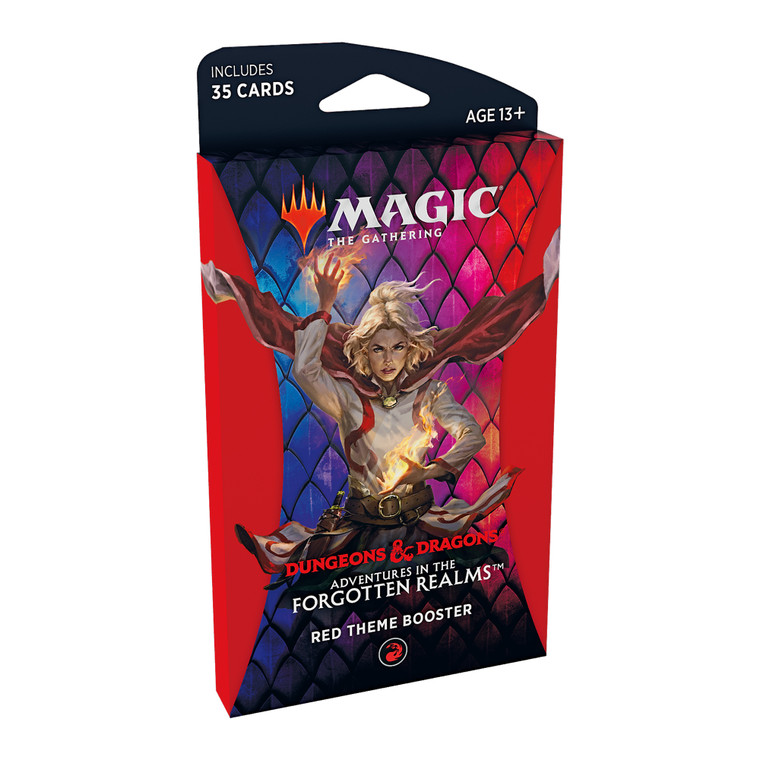 Theme Booster Red Adventures in the Forgotten Realms