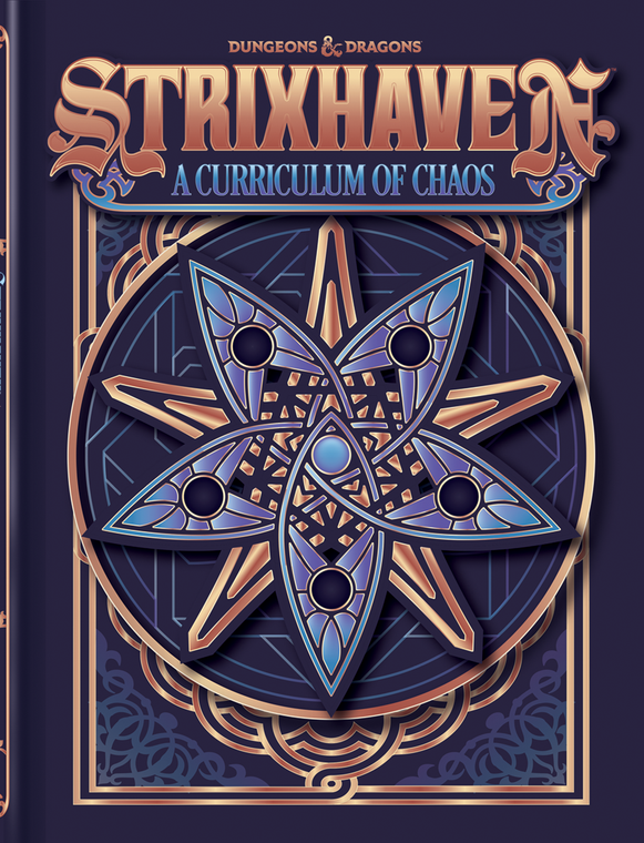 *Pre-Order* D&D 5E Strixhaven Curriculum of Chaos Limited Edition