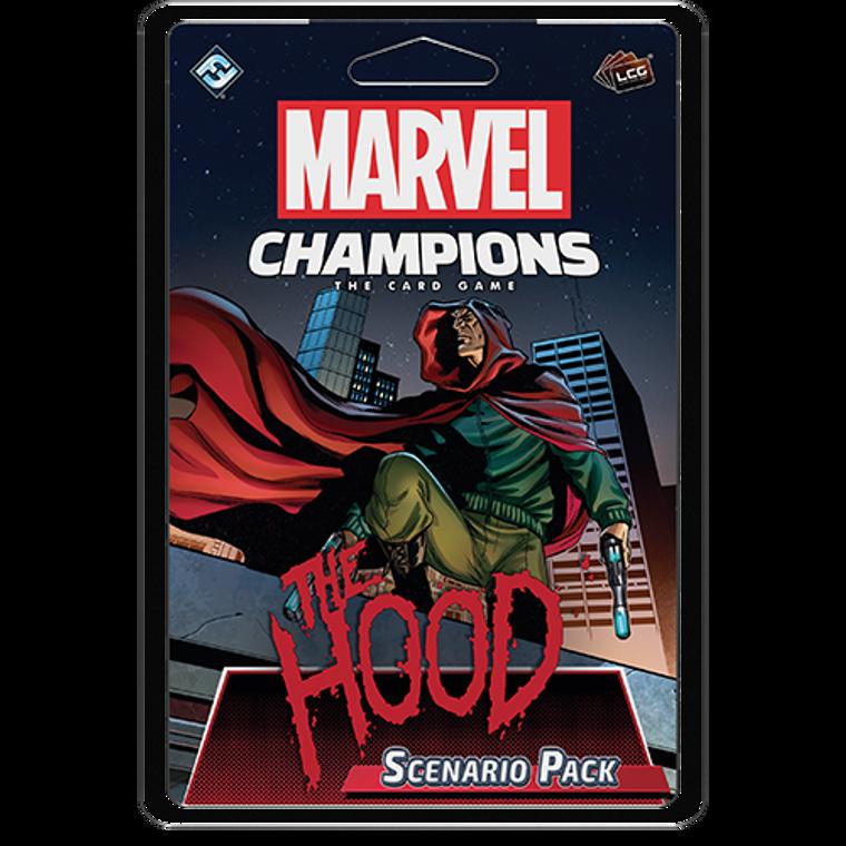 *Pre-Order* Marvel Champions LCG: The Hood Scenario Pack