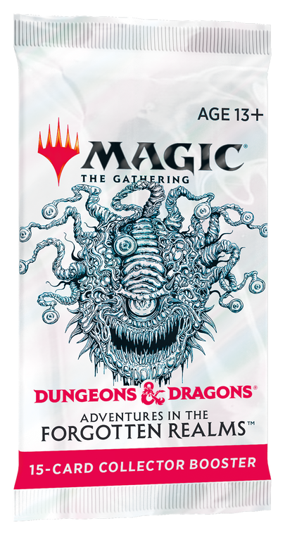 Adventures in the Forgotten Realms Collector's Booster Pack