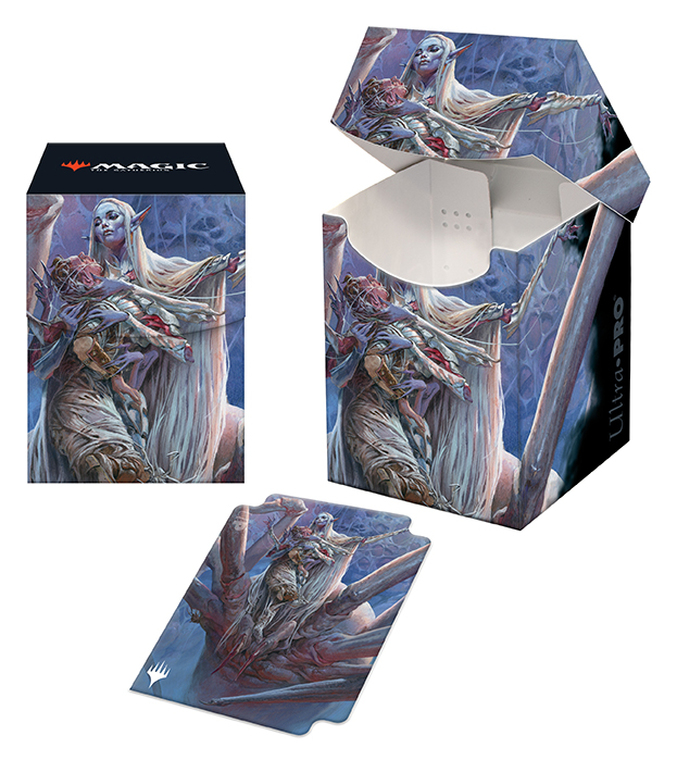 Lolth, Spider Queen AFR V PRO-100+ Deck Box