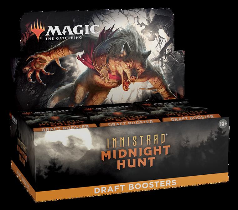 Innistrad Midnight Hunt Draft Booster Box