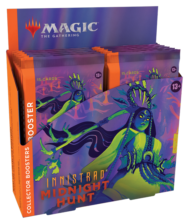 Innistrad Midnight Hunt Collector's Booster Box