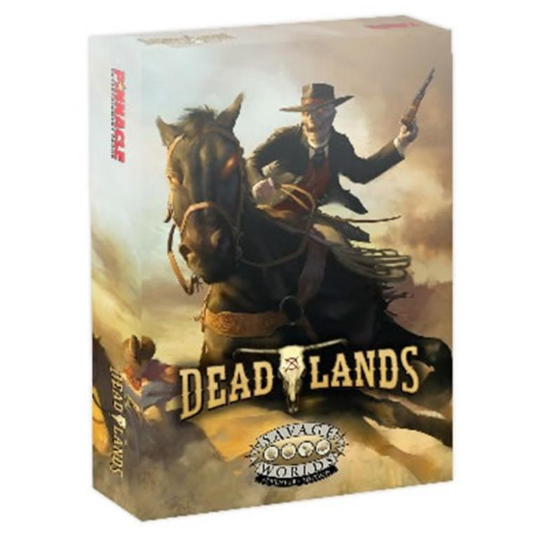 Deadlands The Weird West Box Set