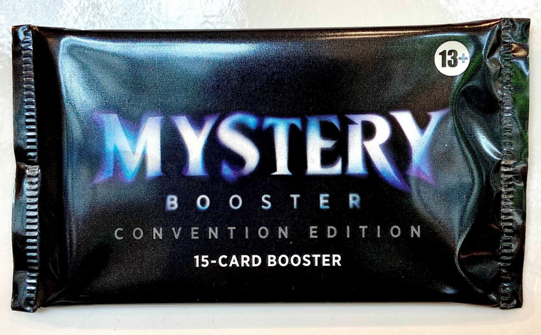 Mystery Booster Convention Edition Pack